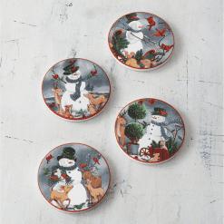 Snowman Sidekicks Coasters