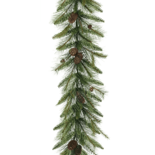 Mixed Pine Cone Garland