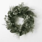 Pine Berry Cone Wreath