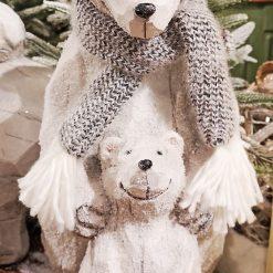 Cream Bear Family