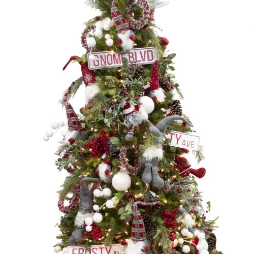 Gnome Christmas Tree Package